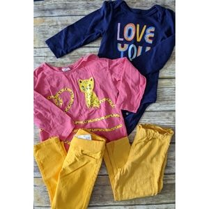Baby Girl outfit bundle 18m / 1.5-2yr